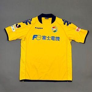 Vtg 90s KAPPA Japan Retro Soccer Jersey J-League